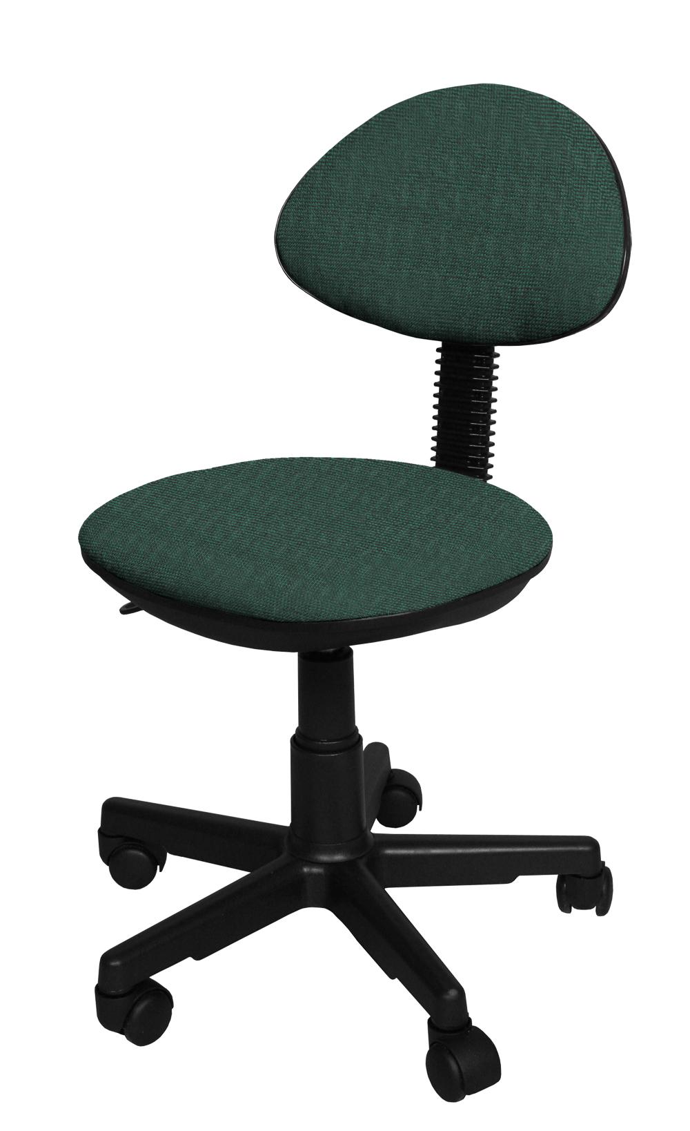 Компьютерное кресло Фактор Стар, черный/зеленый