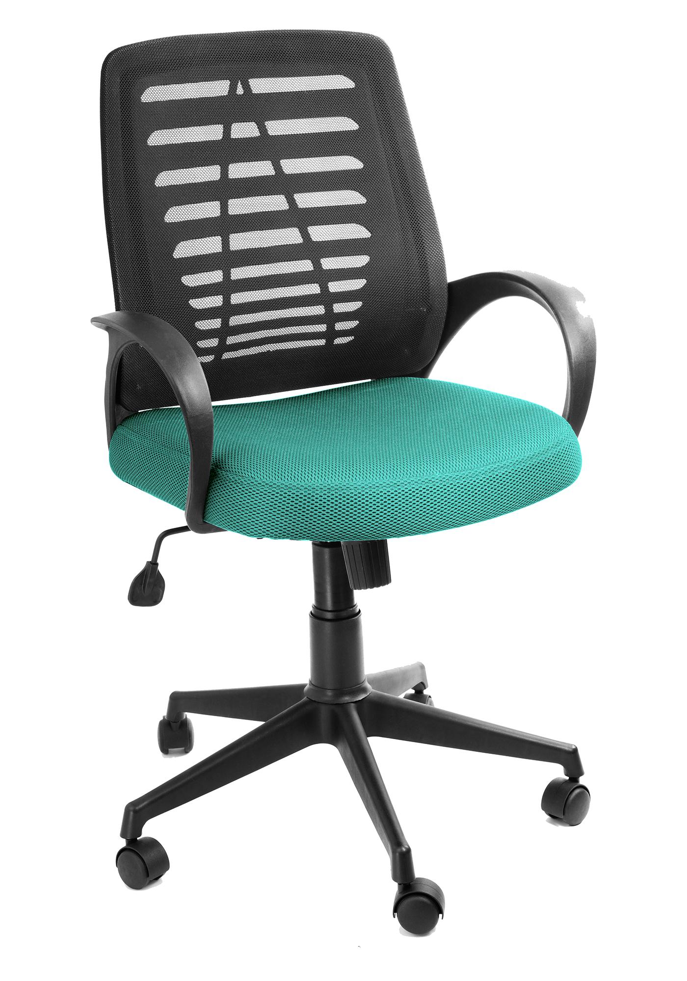 Компьютерное кресло Фактор, зеленый