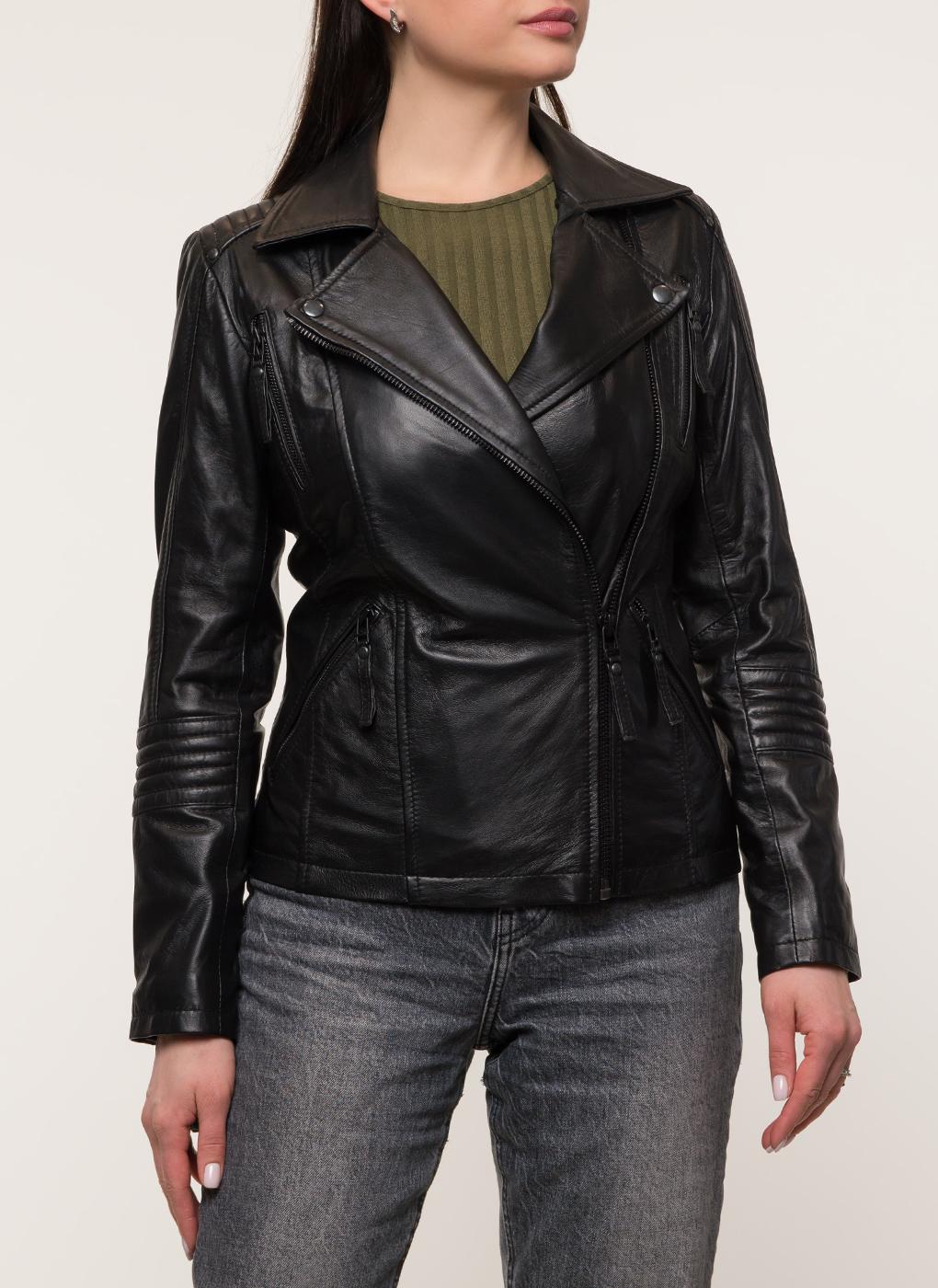 тем, фото кожаных курток женских все