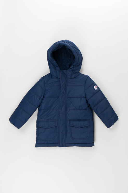 Куртка Original Marines AUI2886B1 цв.синий р.122 AUI2886B1_синий