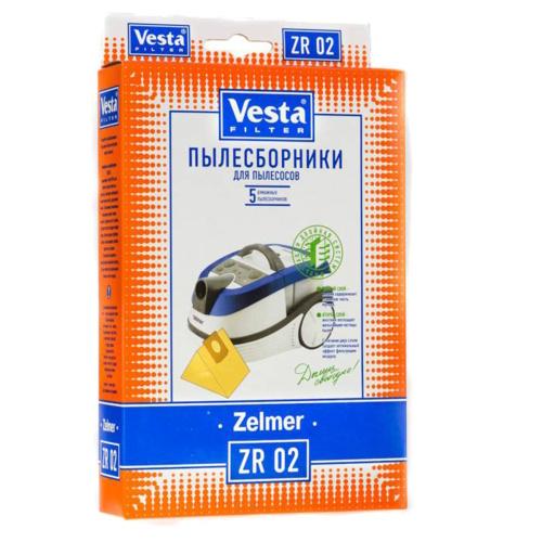 Комплект пылесборников для пылесоса Vesta filter