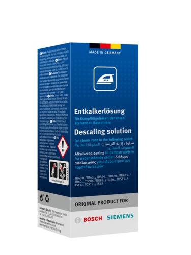 Жидкость Bosch 00311972 от накипи для утюгов