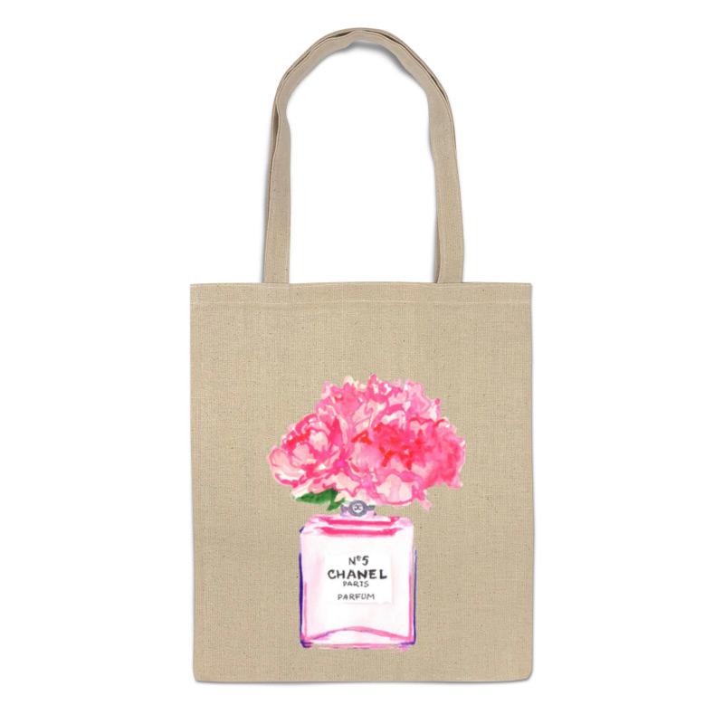 Сумка-шоппер Printio Флакон цветочных духов