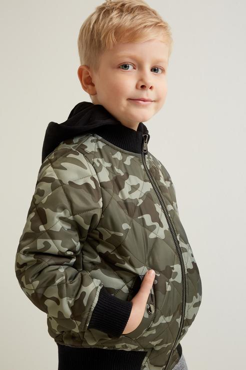 Куртка Acoola 20120130146 цв.мультиколор р.128 20120130146_мультиколор