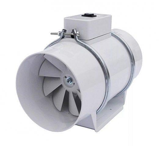 Вентилятор DOSPEL TURBO 125