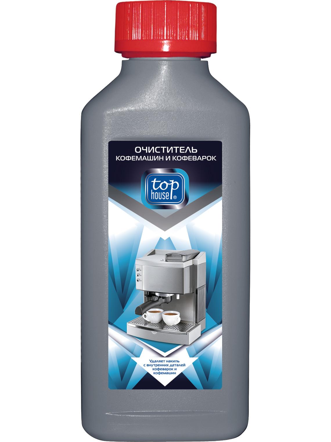 Чистящее средство для кофемашин TOP HOUSE 391251 фото