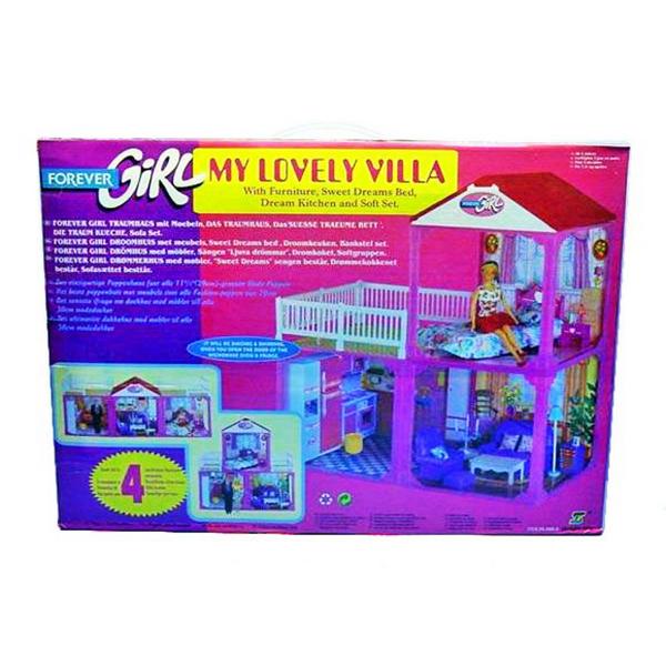 Кукольный домик Shantou Gepai Вилла