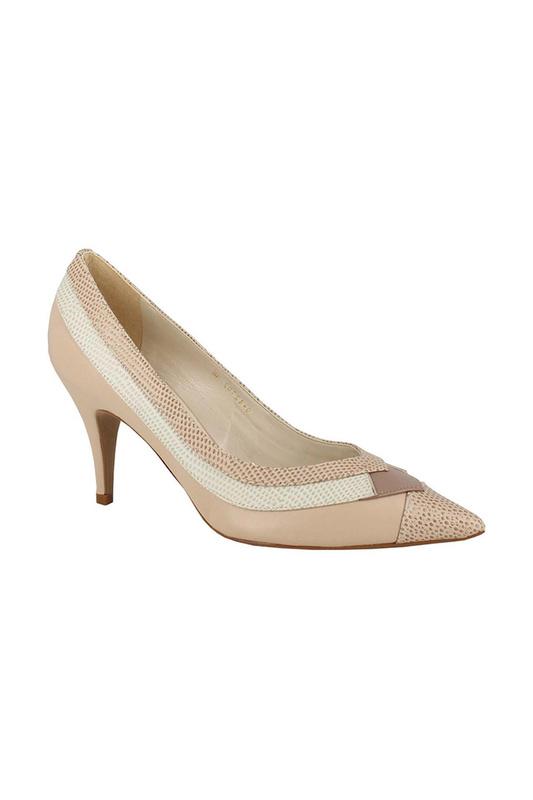 Туфли женские Just Couture 54280 бежевые