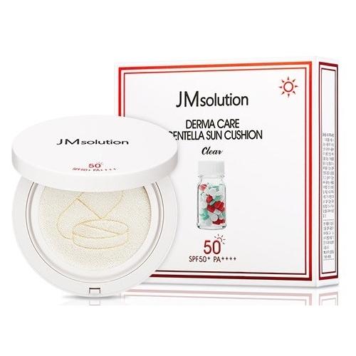 Солнцезащитный кушон JMsolution Derma care centella