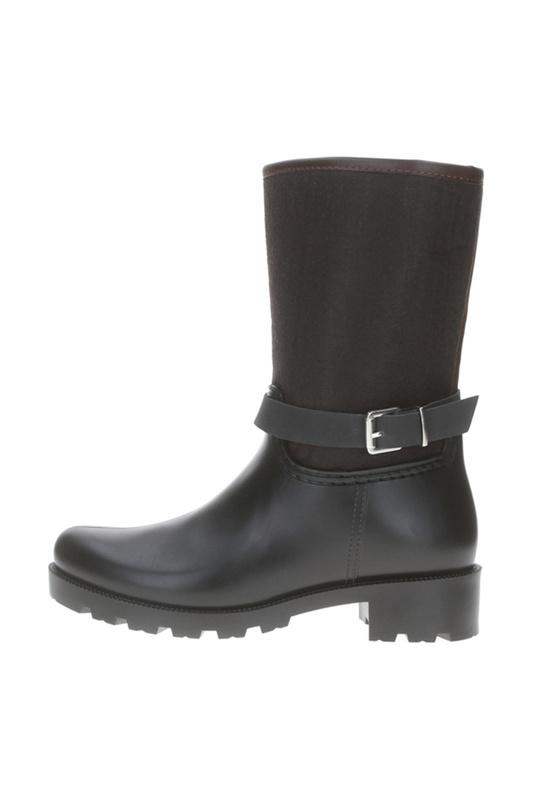 Резиновые сапоги женские Just Couture 58429 черные 38 RU