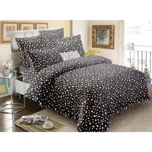 Комплект постельного белья двуспальный Amore Mio, 12038