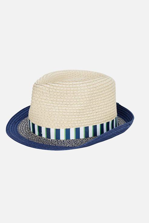 Шляпа детская Mayoral, цв. бежевый р-р 56