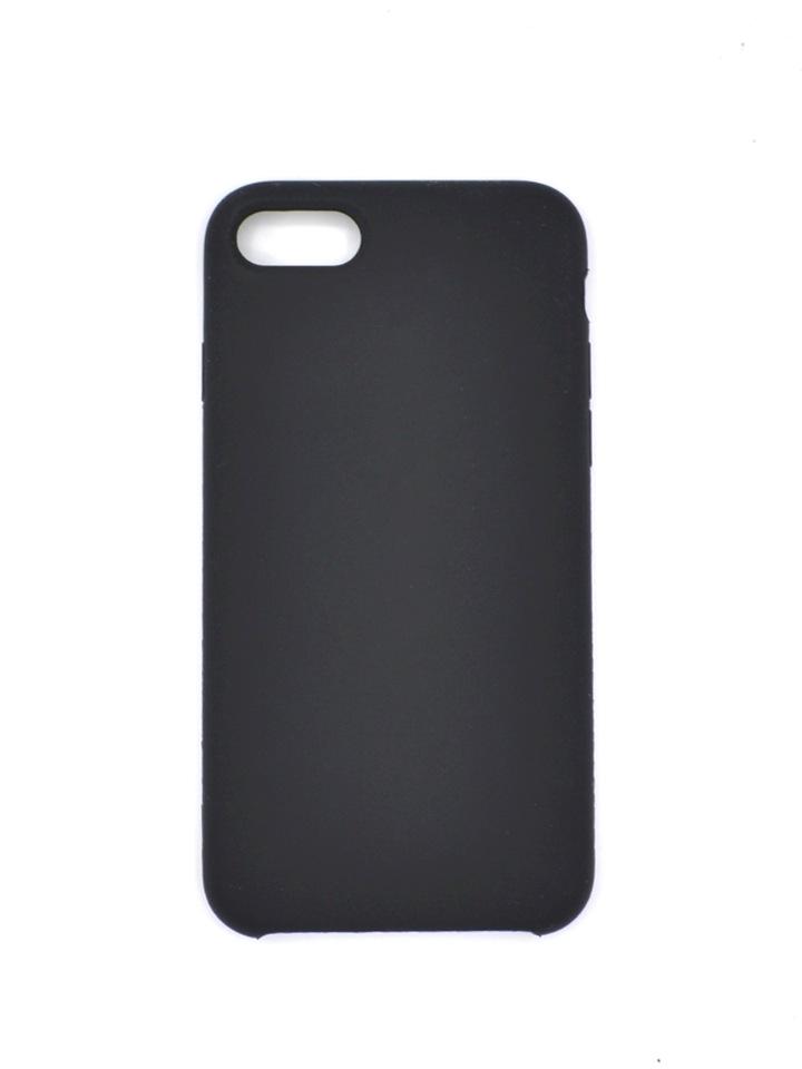Чехол Silicone case для iPhone 6/6S Plus Black