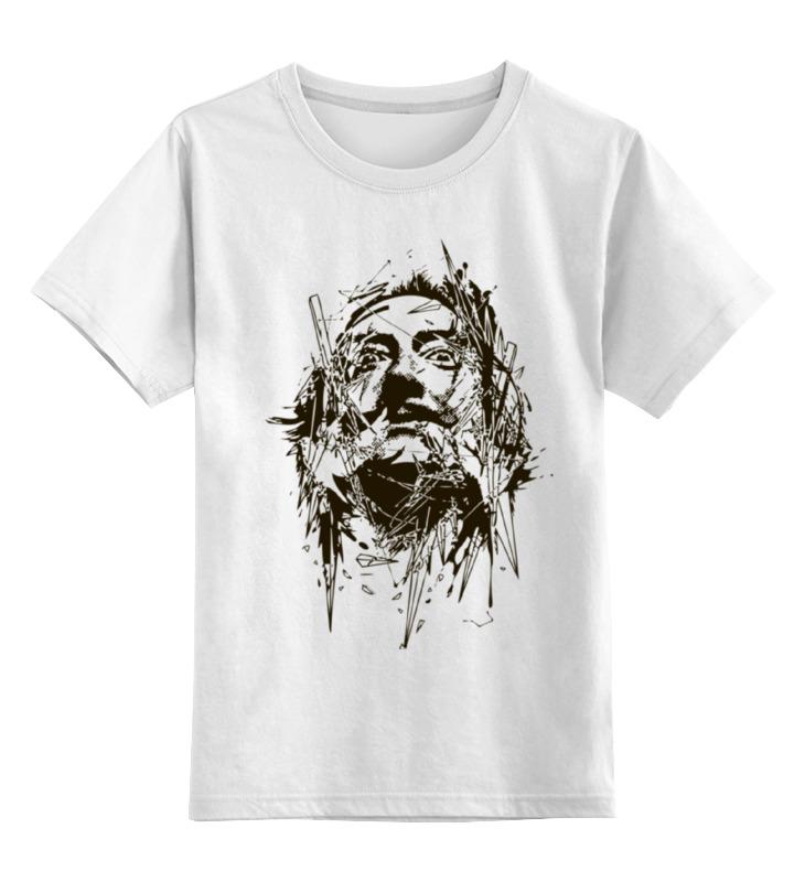 Детская футболка классическая Printio Salvador dali, р. 152 0000000642451