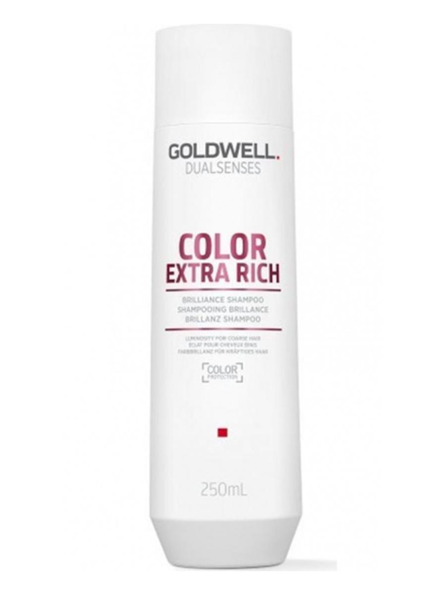 Купить Интенсивный шампунь Goldwell Dualsenses для блеска окрашенных волос 250 мл