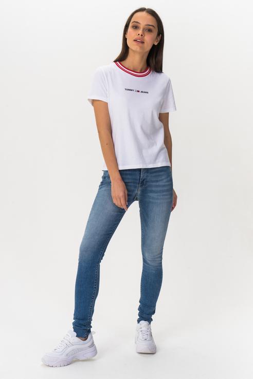 Джинсы женские Tommy Jeans DW0DW08163 голубые 27/32