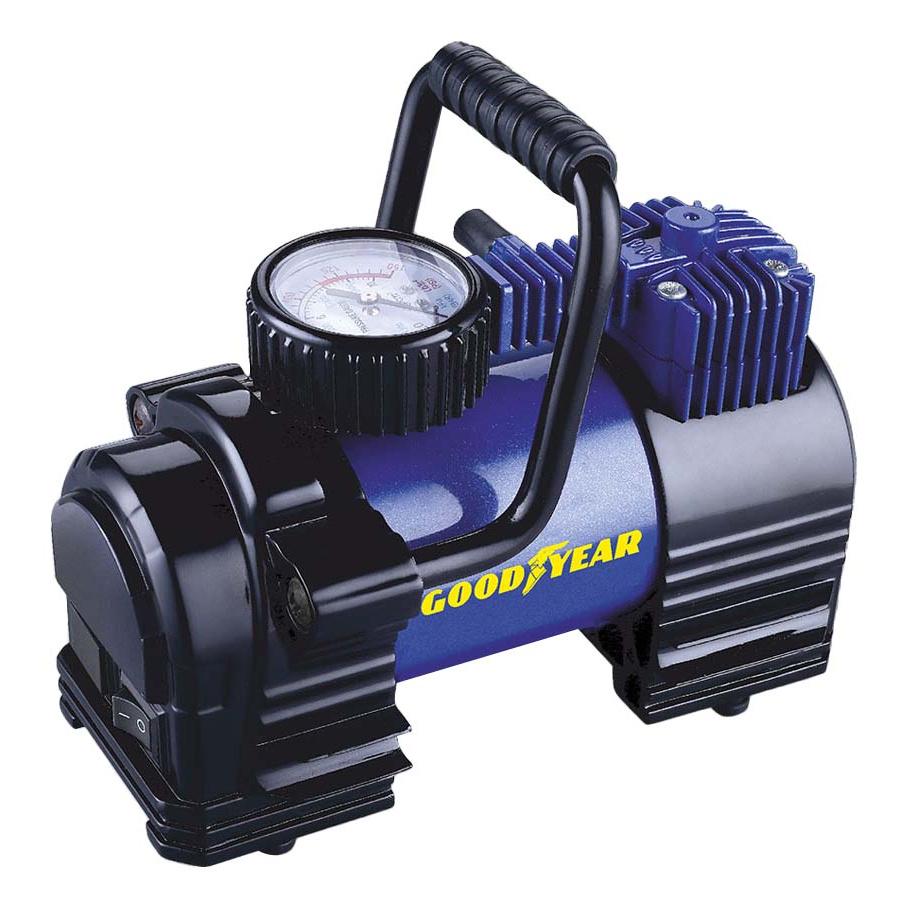 Компрессор автомобильный GOODYEAR GY000102 35л/мин компрессор автомобильный GY-35L GY000102