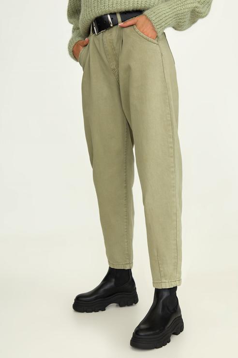 Джинсы женские Tom Farr T4F W2784.47 зеленые 28/32