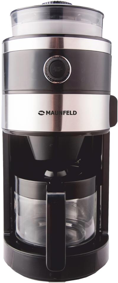 Кофеварка капельного типа Maunfeld MF 731BK Black