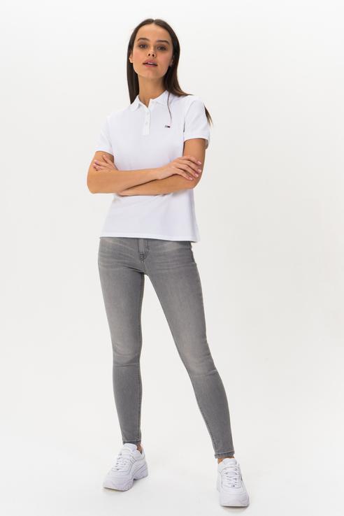 Джинсы женские Tommy Jeans DW0DW08114 серые 29/32