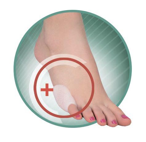 Протектор силиконовый для защиты сустава 5