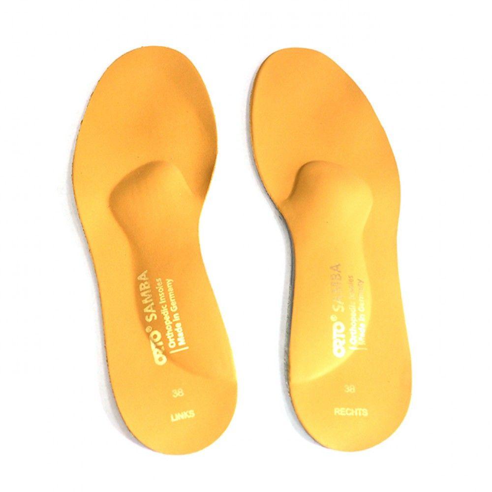 Ортопедические стельки для модельной обуви ORTO Samba