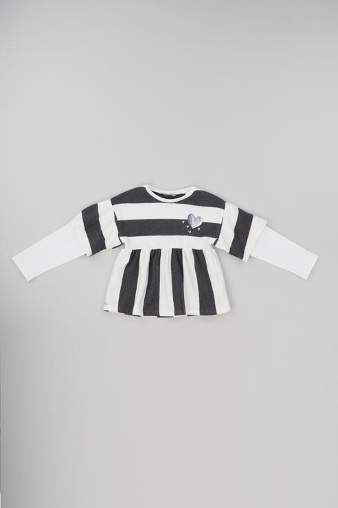 Купить 0.V211.00, Джемпер детский Sarabanda, цв.серый, р-р 92, Кофточки, футболки для новорожденных