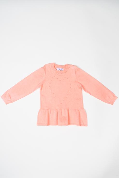 Купить 172008, Джемпер для девочки PlayToday, цв.розовый, р-р 116, Play Today,