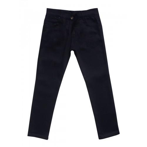 Брюки текстильные для мальчиков Ciggo, цв. синий,