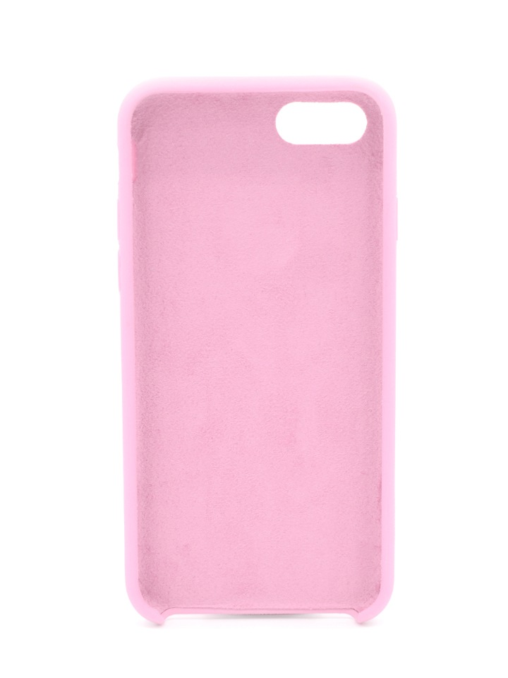 Чехол Silicone case для iPhone 6/6S Pink