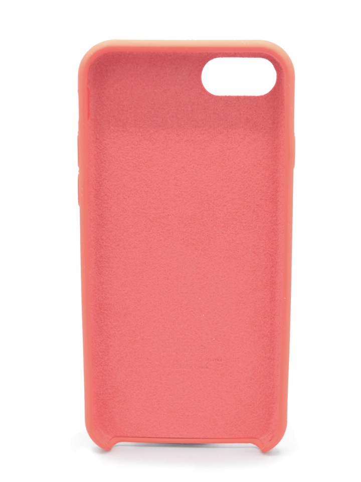 Чехол Silicone case для iPhone 7/8 Red  фото