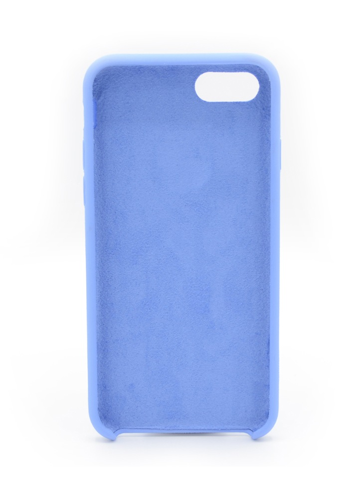 Чехол Silicone case для iPhone 6/6S Blue
