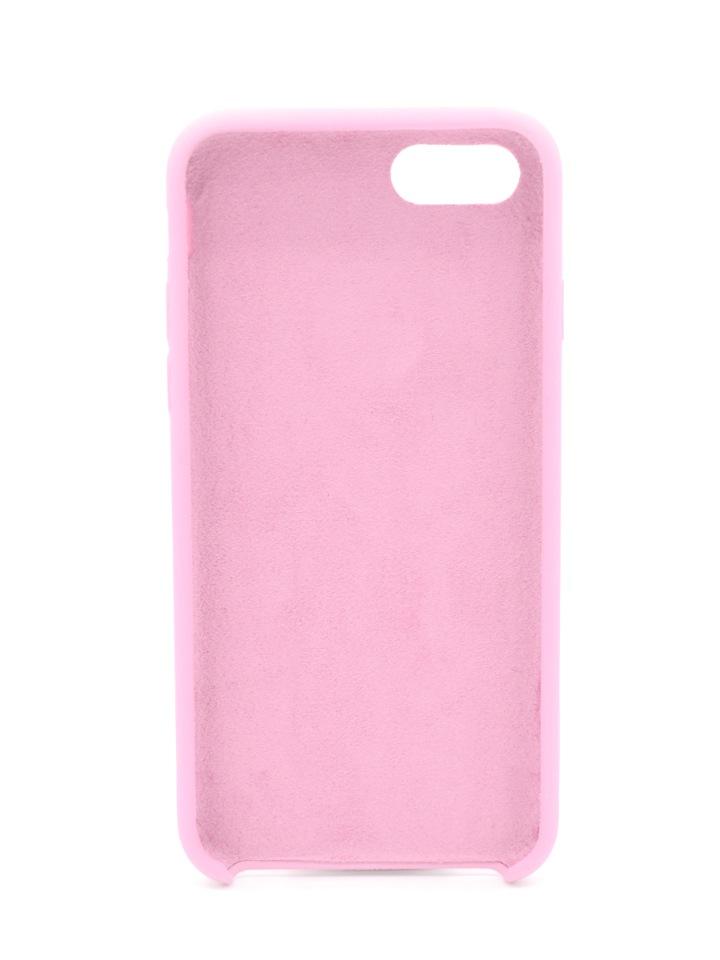 Чехол Silicone case для iPhone 6/6S Plus Pink
