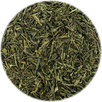 Зеленый чай Сенча (кат. A), 100 г фото
