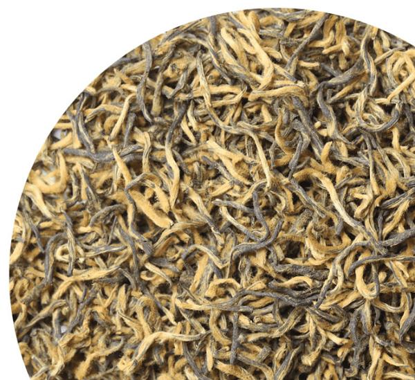 Красный чай Джи Джу Мей кат. АА, 100 г фото