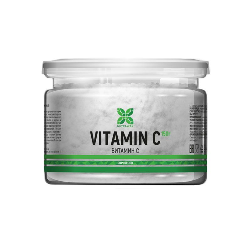 Купить Витамин С NUTRAWAY Vitamin C 150 г