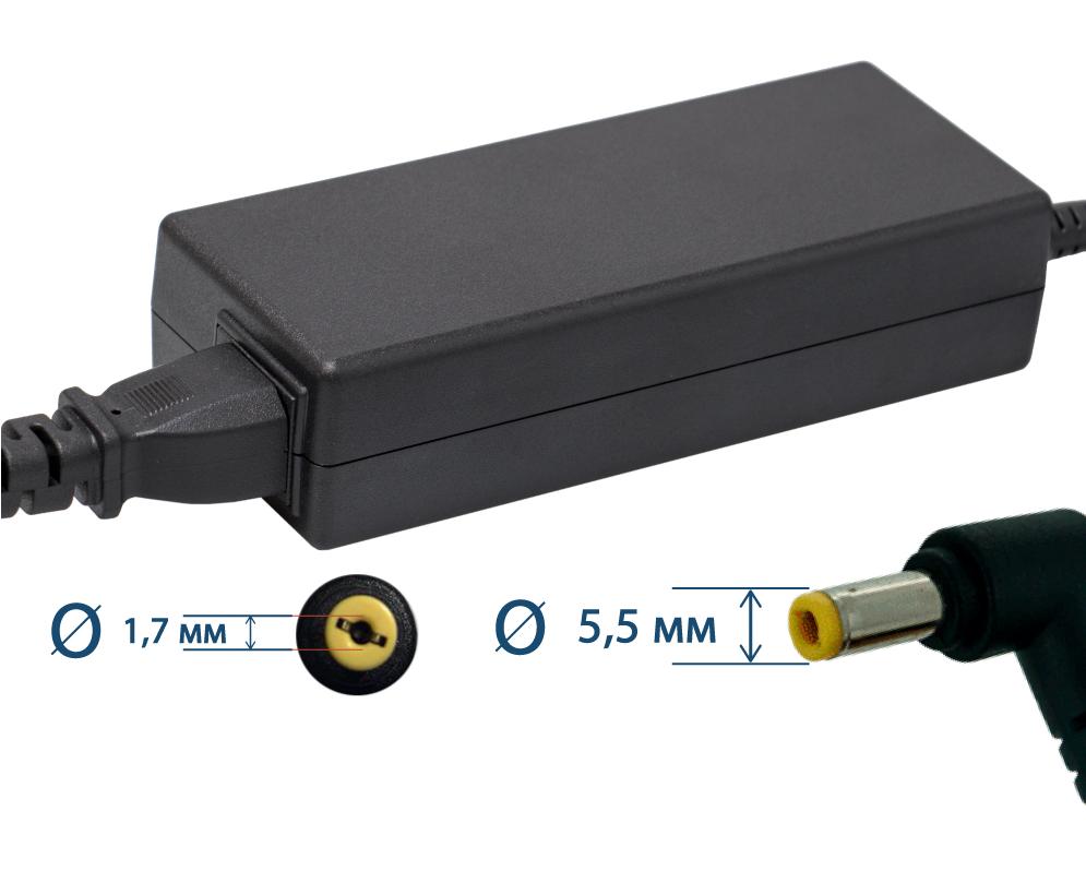 Блок питания Polker PA 90 для Acer