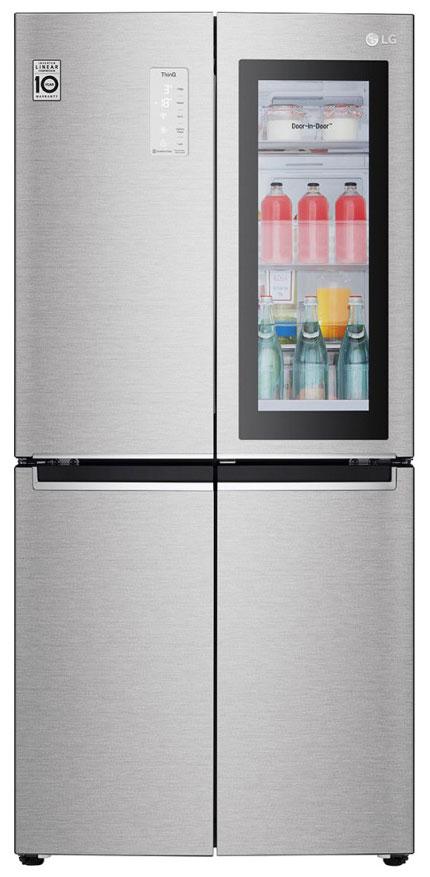 Холодильник LG GC Q 22 FTAKL Silver