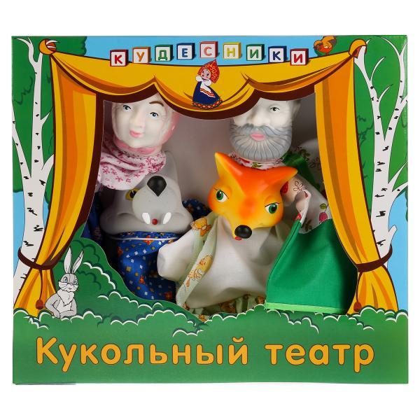 Кукольный театр ПКФ Игрушки Кудесники Битый небитого