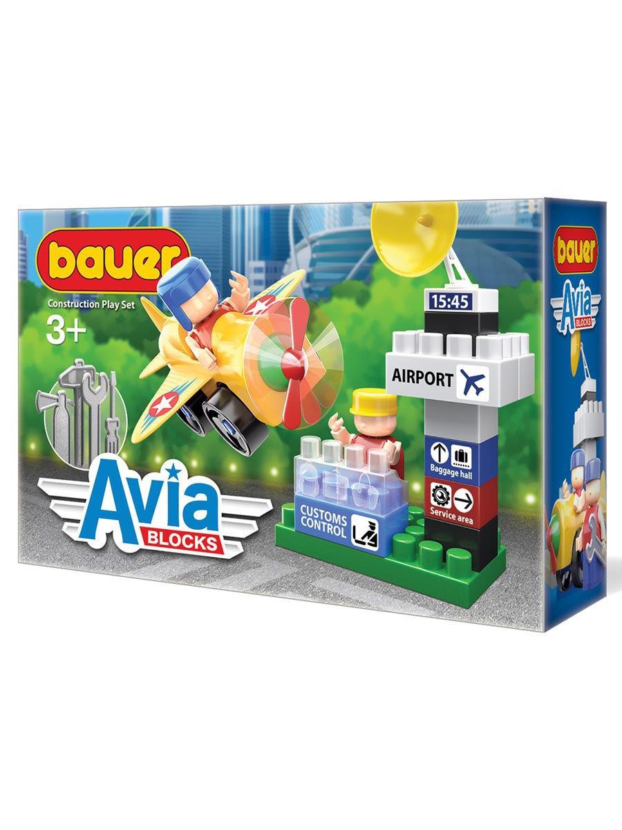 Купить Конструктор Bauer Avia Башня диспетчера,