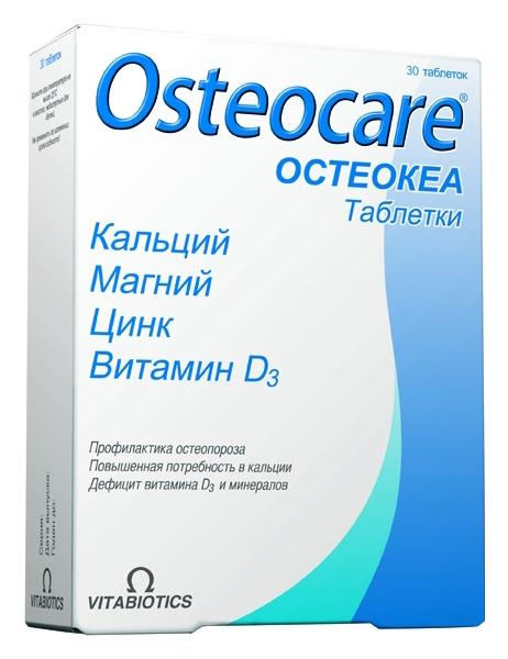 Остеокеа таблетки №30