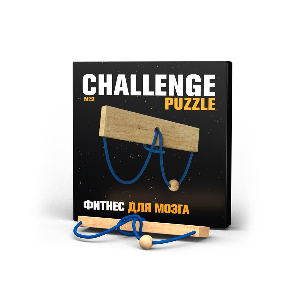Головоломка IQ Puzzle Challenging Puzzle №2 фото