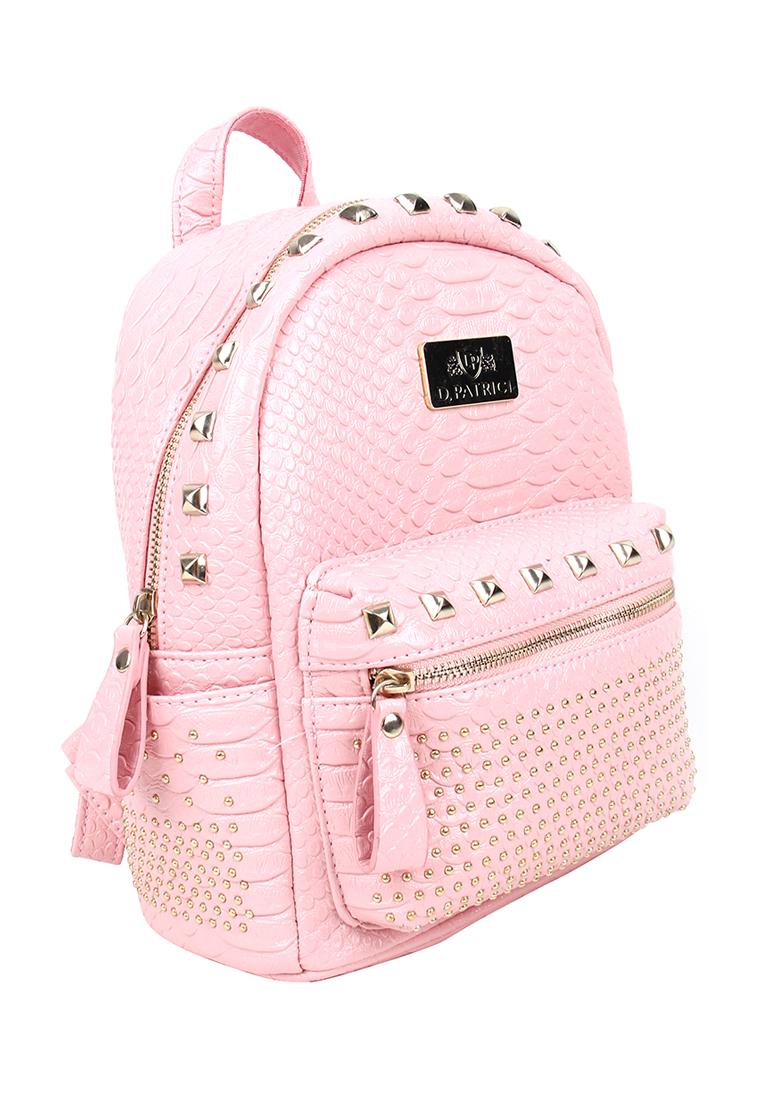 Рюкзак для девочек Daniele Patrici цв. розовый, A23573-1 - купити за ціною 999.00 руб. в goods.ru | imall.com