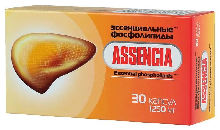 Эссенциальные фосфолипиды с экстрактом Расторопши-ВитамингВ капсулы жел.мяг. 1250 мг №30