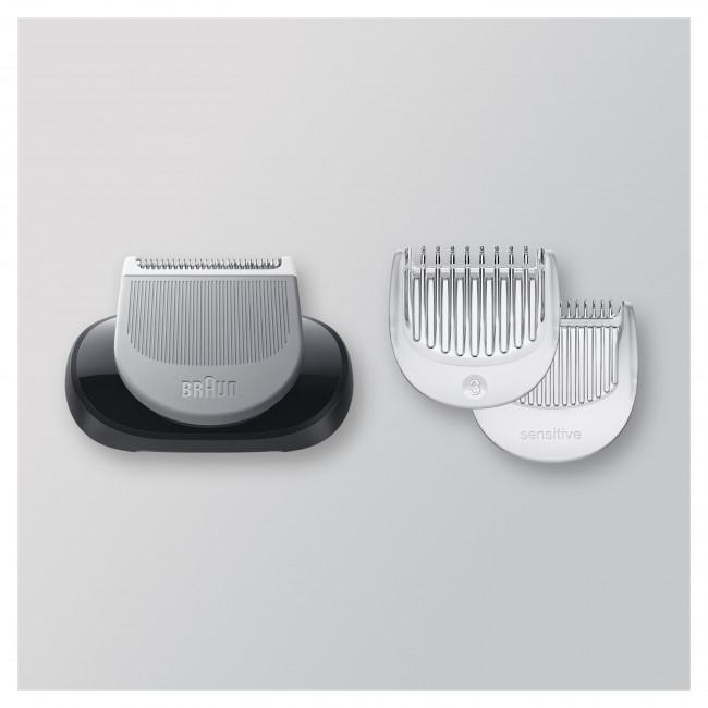Насадка грумер Body Groomer для бритв Braun