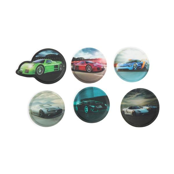 Набор стикеров Ergobag Racing Cars