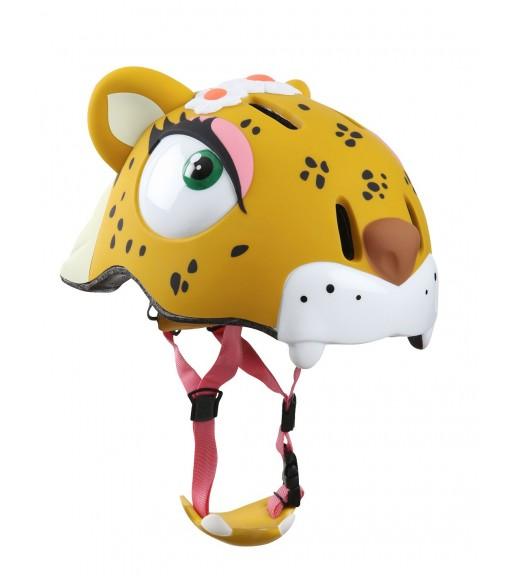 Купить Шлем Leopard (леопард) коллекция 2016 Crazy Safety, Шлем защитный детский Crazy Safety Leopard,