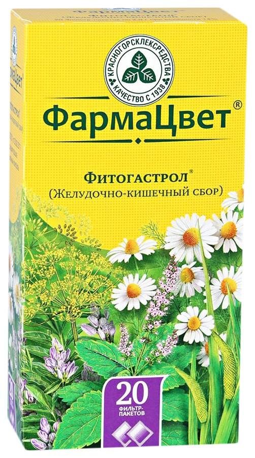 Сбор Проктофитол раст.пор. 2 г фильтр-пакет №20 КЛС