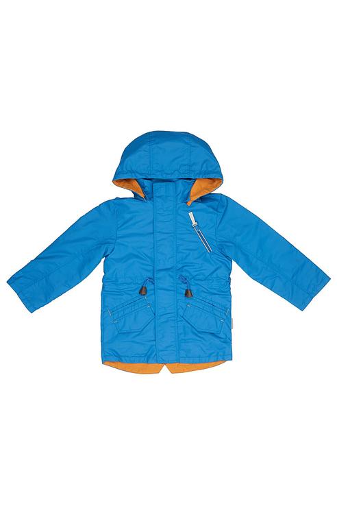 Ветровка для мальчика Lapland, цв.голубой, р