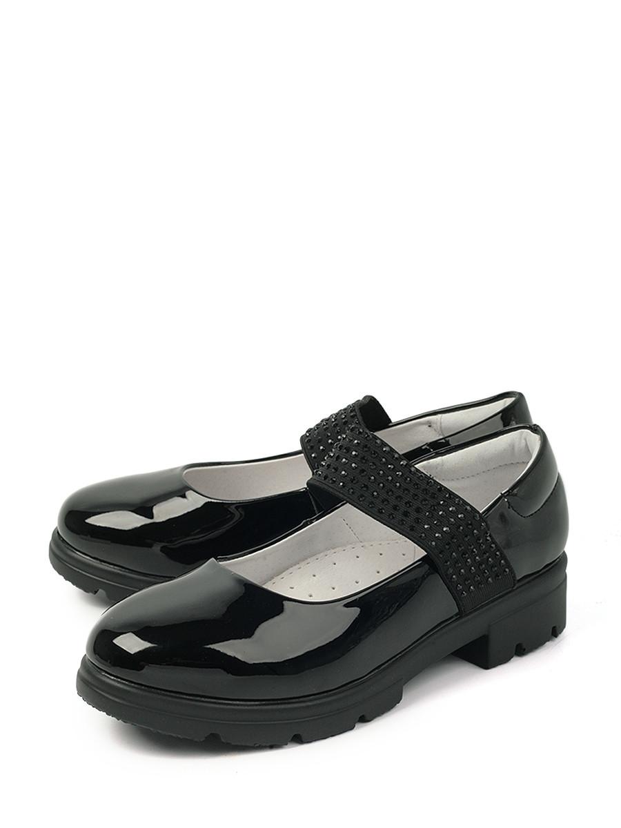 Туфли для девочек Antilopa AL 2021168 цв. черный р. 34 Antilopa   фото